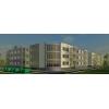 Продается трехкомнатная квартира в новом строящемся ЖК «Боровский».