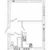 Продам 2-х комнатную квартиру 41. 6 кв. м.
