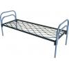 кровати металлические для рабочих и вагончиков,  металлические кровати для детдомов и турбаз,  металлические кровати армейские