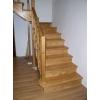 Изготовление деревянных лестниц для дома и дачи на заказ в Калуге