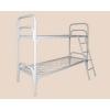 металлические кровати для пансионатов и турбаз,   кровати металлические для детдомов и строителей,   кровати металлические оптом