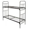 кровати металлические для вагончиков и рабочих,  металлические кровати одноярусные и двухъярусные,  опт