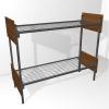 металлические кровати для строителей и детдомов,  кровати металлические для турбаз и бытовок,  металлические кровати для рабочих