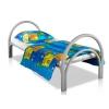 Кровати одноярусные для бытовок,  кровати двухъярусные для детских лагерей,  кровати для пансионатов.