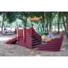 Детские игровые комплексы для улицы от производителя