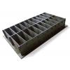 Формы для производства  пеноблоков металлические кассетные