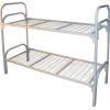 Металлические кровати для интернатов,  кровати для турбазы,  кровати для больниц