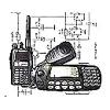 Портативные,     автомобильные,     базовые радиостанции HF,    VHF,    UHF диапазонов.
