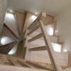 Производство металлических каркасов для лестниц.