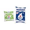 Упаковка для фасовки молока и молочных продуктов