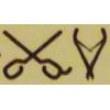 Заточка маникюрного,  парикмахерского инструмента профессионально.