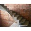 Лестница из монолитного бетона