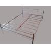 Трехъярусные металлические кровати,  одноярусные кровати со сварной сеткой