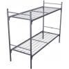 металлические кровати для лагерей и вагончиков,  кровати металлические одноярусные и двухъярусные,  железные кровати для больниц